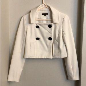 Adrienne Vittadini cropped jacket